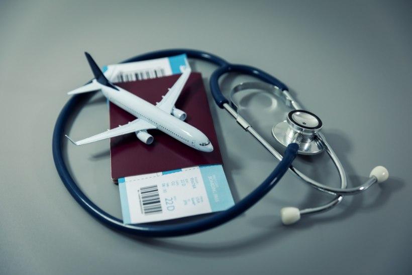 Ettevaatust! Reisilt saadud nakkus võib olla eluohtlik