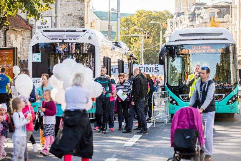 Autovaba päev toimub Balti jaama lähistel