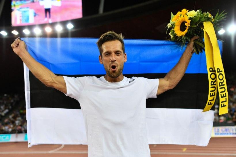 HUVITAV: vaata, kui palju teenib Magnus Kirt, kui ta võidab Dohas MM-kulla