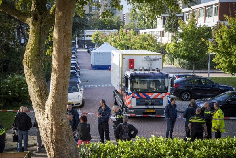 BRUTAALNE MÕRV: Amsterdamis tapeti tuntud advokaat