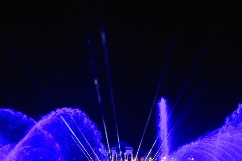 ÕL VIDEO JA GALERII | Valgusfestival võlub fantastiliste tulemängudega