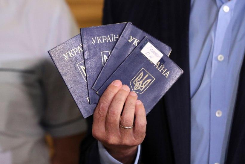 Riik hakkab ukrainlastelt ja valgevenelastelt viisa eest riigilõivu nõudma
