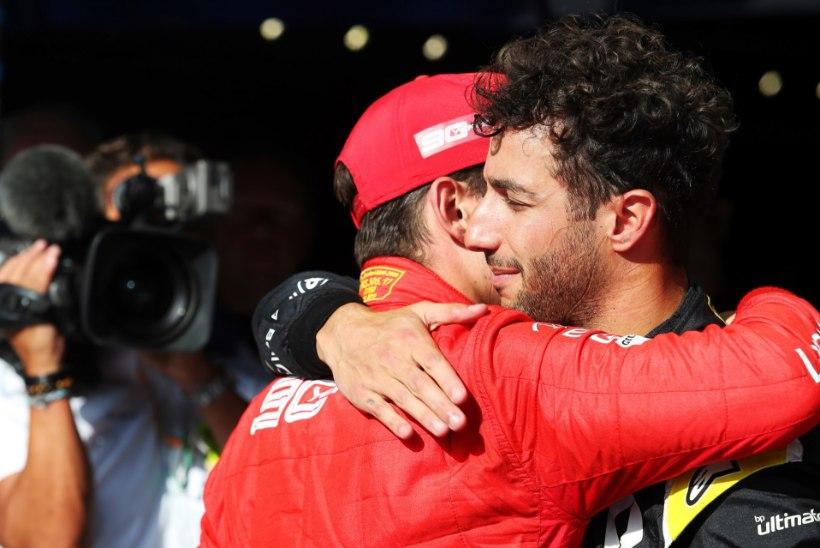 Daniel Ricciardo pärast kurba võidusõitu: tekib küsimus, kas asi on tõesti seda väärt?