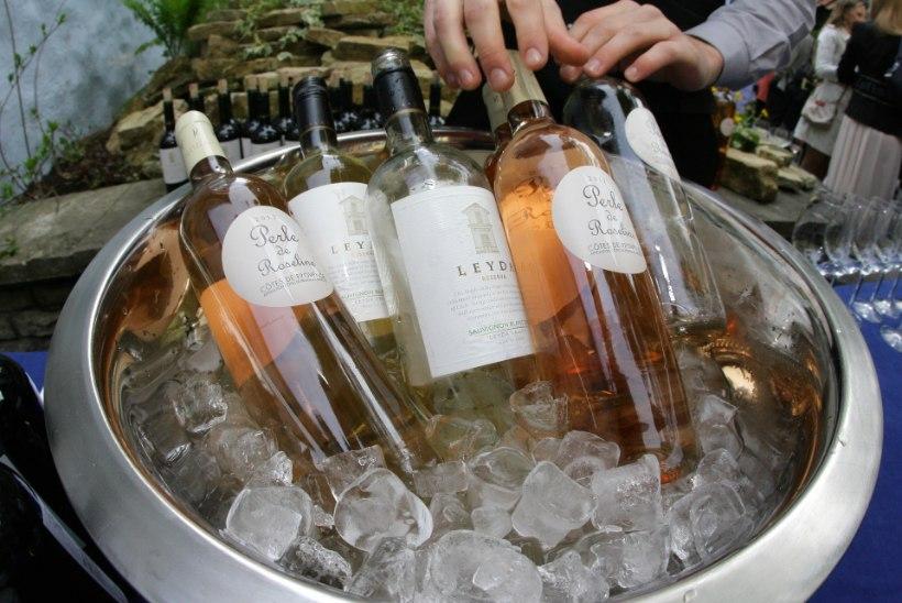VEINISÕBRAD NEAVAD EESTI AKTSIISE: siit ostab veini ainult puruloll!