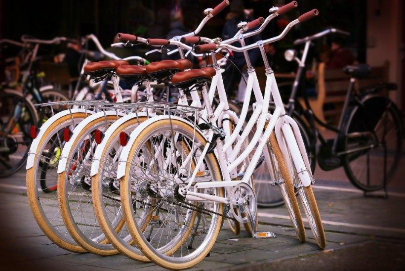 12 põhjust, miks eelistada liiklusvahendina jalgratast