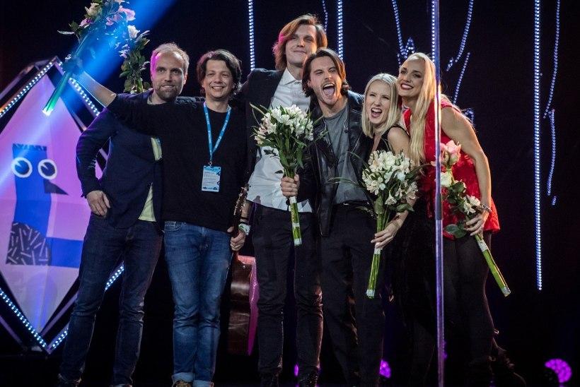 Juhtkiri | Eurovisionil kõlagu rohkem eesti keelt
