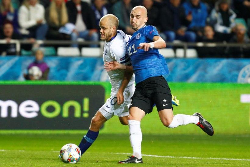 Võimas tunnustus! Soomlane valiti Inglismaa kõrgliiga kuu parimaks jalgpalluriks