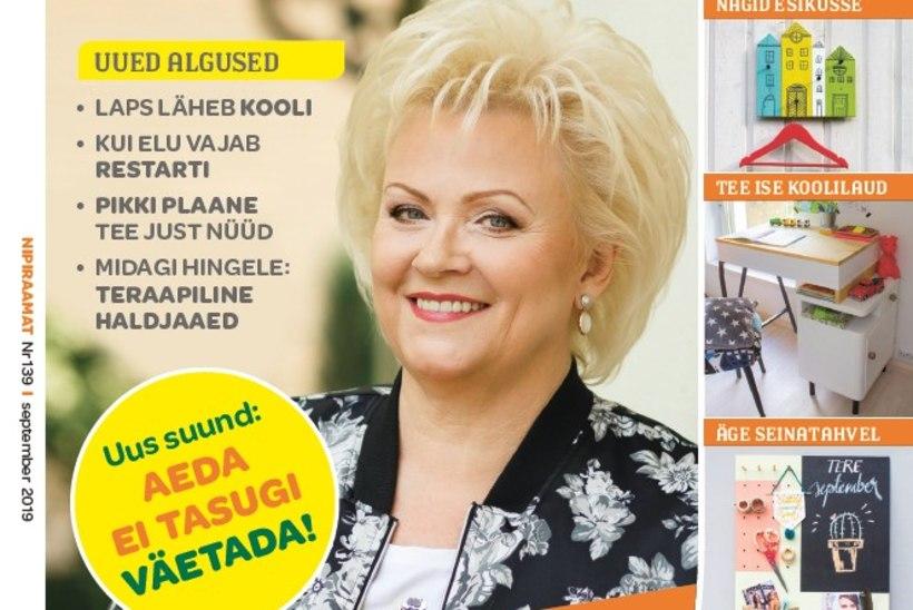 SEPTEMBRIKUU NIPIRAAMAT | Loe nüüd ajakirja ka veebis!