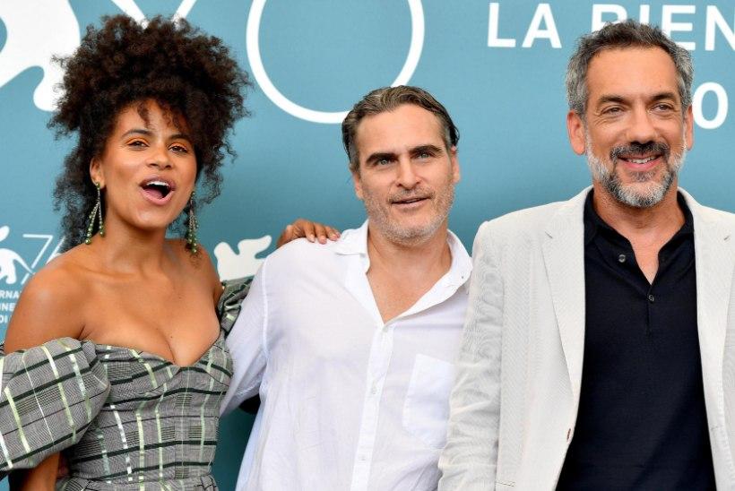 """Oscar tulekul? Joaquin Phoenixi """"Jokker"""" pälvis Veneetsias 8minutilise ovatsiooni"""