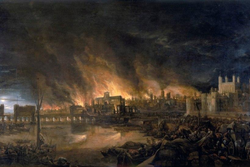 MINEVIKUHETK | 2. september: puhkes tulekahju, mis hävitas suure osa Londonist