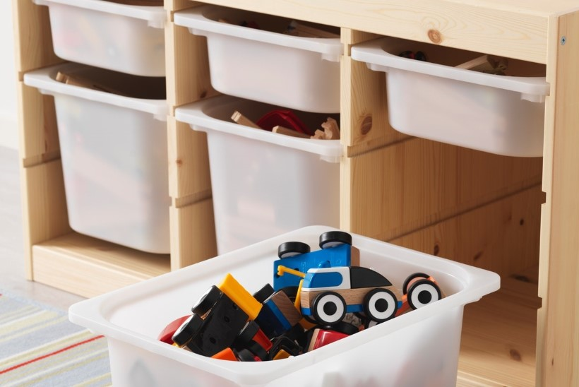 Kuidas sisustada esimesse klassi mineva lapse tuba?