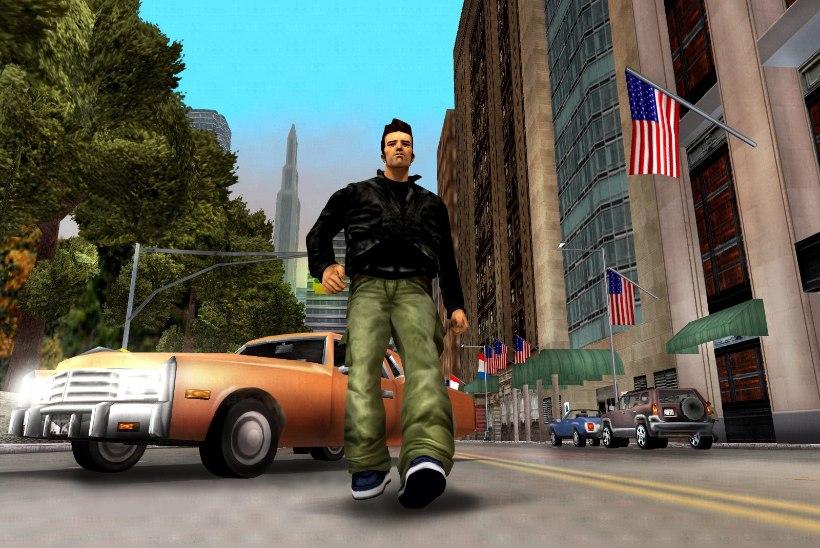 """Just tänu sellele pildile sündis legendaarne """"GTA"""" mänguseeria!"""