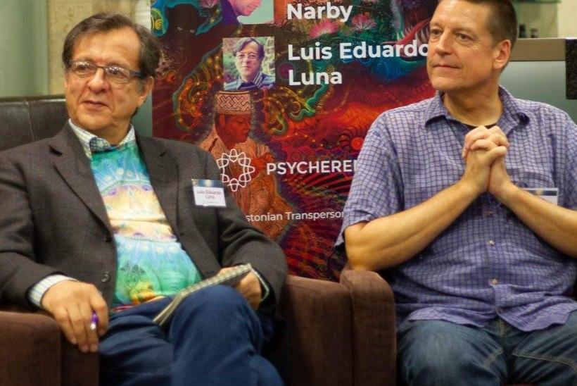 """""""Ayahuasca antoloogia"""" koostaja tuleb Eestisse psühhedeelikumidest rääkima"""