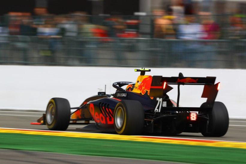 VIDEO | Jüri Vips kordas F1-sarja legendaarseimat möödasõitu