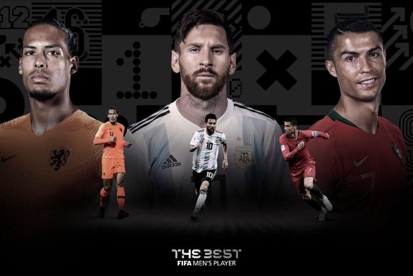 Kas Liverpooli tugitala jätab Ronaldo ja Messi teistkordselt tühjade pihkudega?
