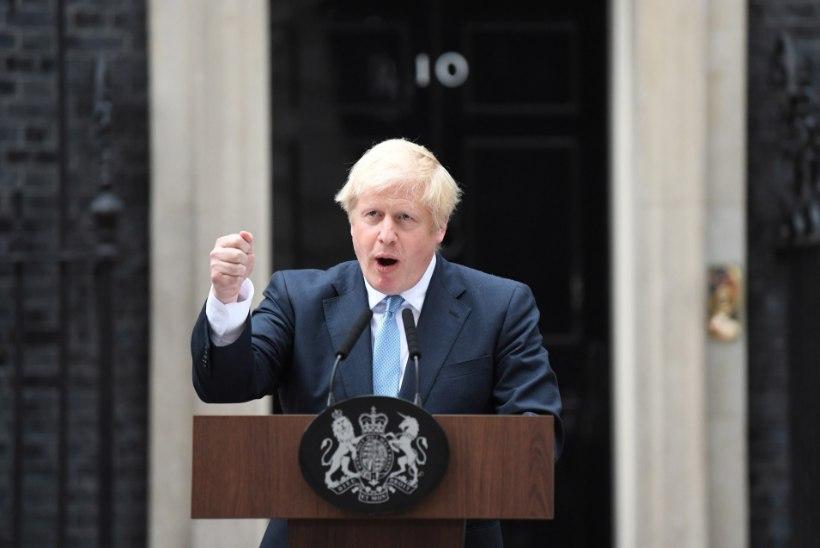 BREXITI SAAGA: Johnson ähvardab mässumeelsed parteist välja visata, ees terendavad erakorralised valimised