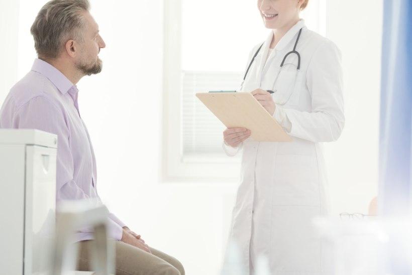 Ehmatav statistika: alates 50 eluaastast diagnoositakse ühel mehel kuuest eesnäärmevähk