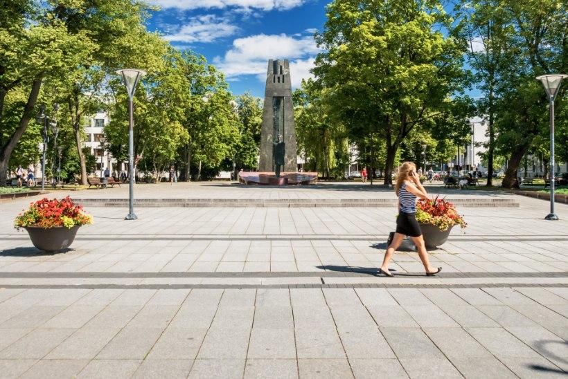 Vilniuses oled korraga nii kodus kui ka võõrsil