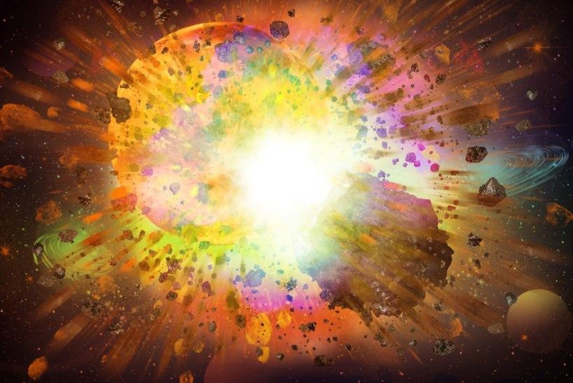 TEADLASED: asteroidide kokkupõrge põhjustas Maal jääaja