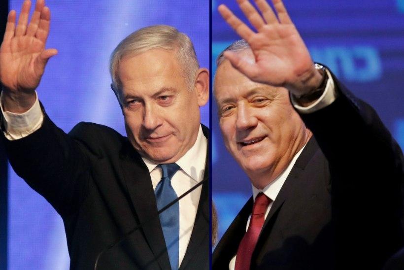 Iisraeli valimised: Netanyahu tegi põhirivaalile ootamatu ettepaneku