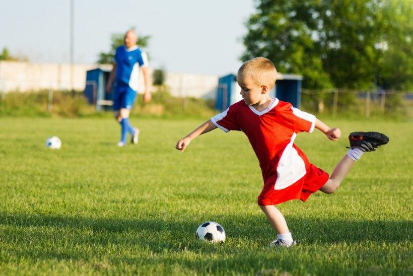 Vanemate võitlus: mitmes trennis peaks laps käima?