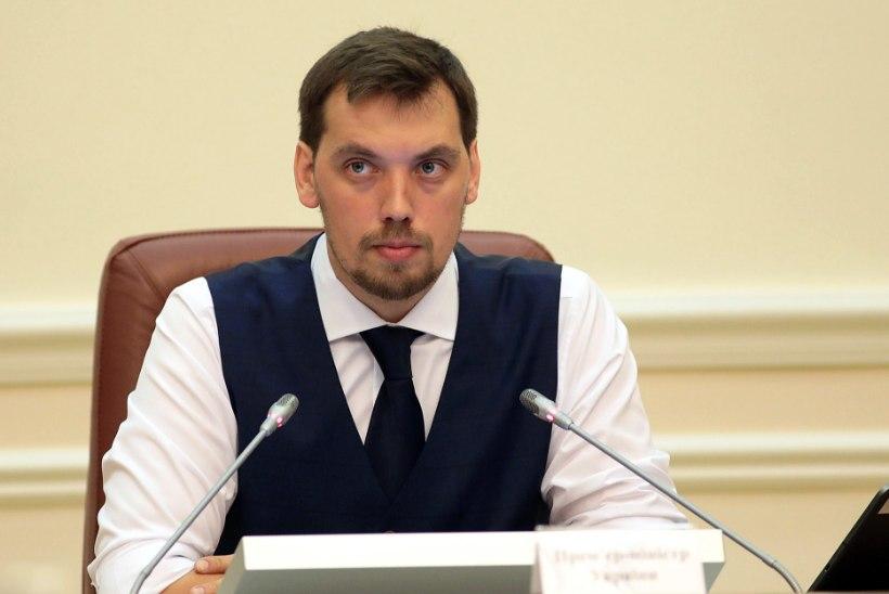 Ukraina uus peaminister on 35aastane töönarkomaan