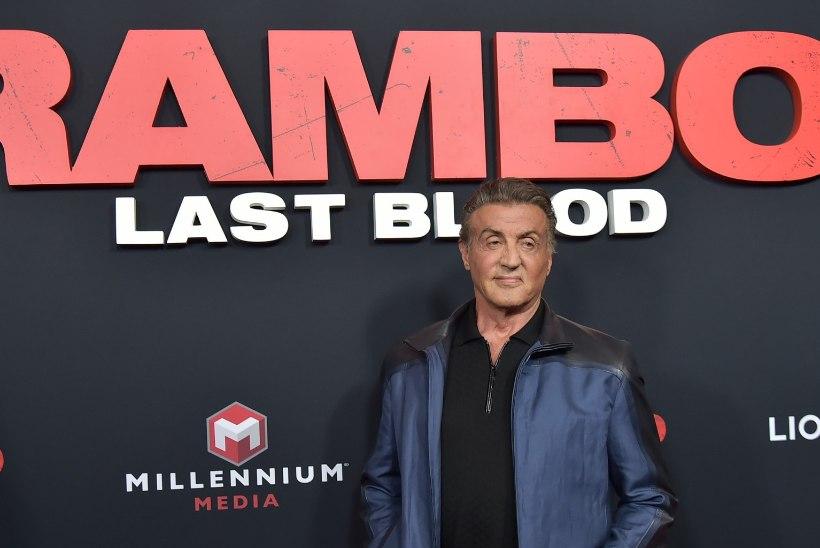 """Stallone  5. Rambo-filmist: """"Sõdalane ei leia eales rahu."""""""