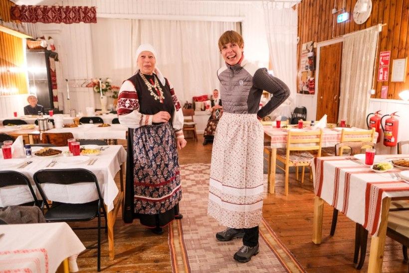 GALERII | MEIE PRESIDENT ON PELMEENIMEISTER! Seto toidutark Inara Luigas on riigipea oskustest võlutud