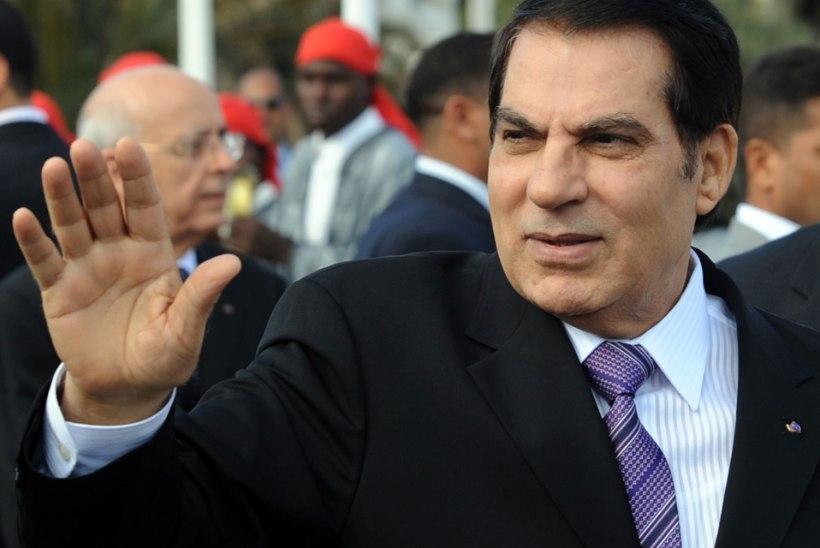 Suri Tuneesiat 23 aastat vastuoluliselt juhtinud  Zine el-Abidine Ben Ali