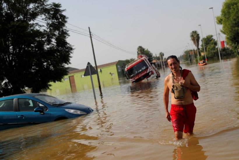 HELDE MEES! Hispaania jalgpallistaar annetas kodumaad laastanud tormi ohvrite heaks 200 000 eurot