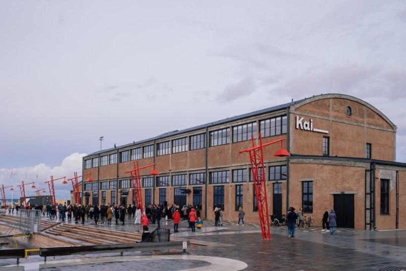 GALERII   Noblessneris avati uus kunstikeskus Kai