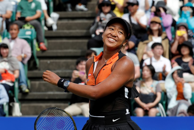 LÕPUKS! Hiljuti maailma esireketi kohast loobuma pidanud tennisist võitis elu esimese tiitli sünnimaal