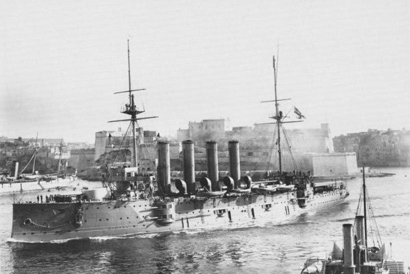 MINEVIKUHETK | 22. september: sakslaste allveelaev uputas kolm Inglise sõjalaeva