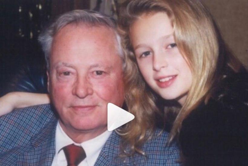 Paris Hilton leinab oma isaisa Barron Hiltonit