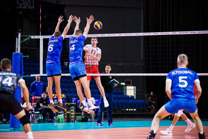 Где вы? Miks ei jõua venelased Eesti võrkpallikoondisesse?