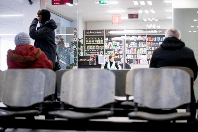 Sulgemisohtu sattunud apteegid hakkavad avalikult lugema alles jäänud päevi