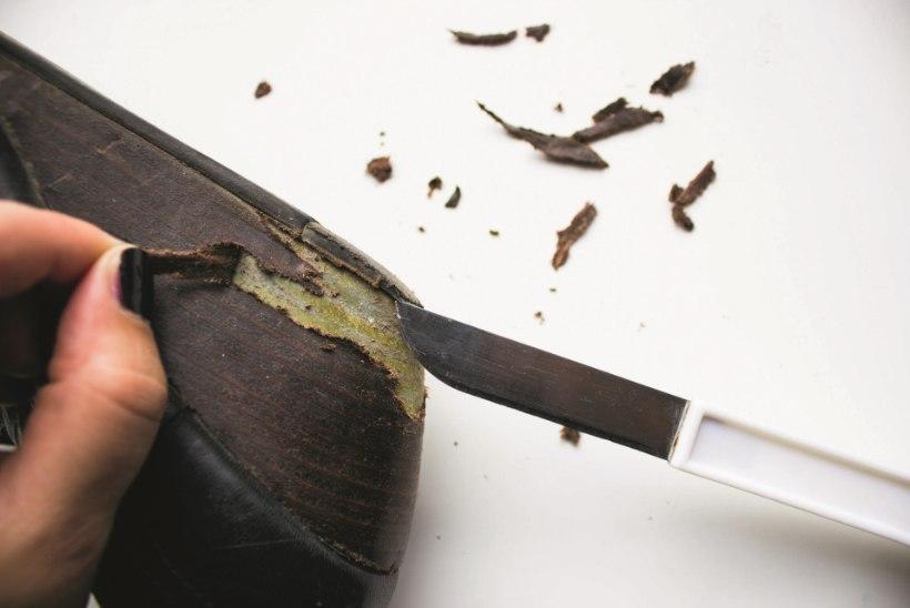 Kingseppa pole vajagi: kooruvad kontsad saab ka ise vaevata parandada!