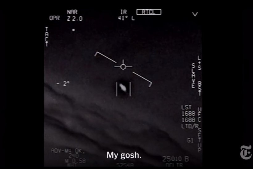 USA merevägi kinnitab, et tuvastamata lennuobjekte kujutavad videod on ehtsad
