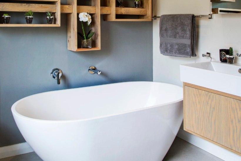 Säästuremondiga saab vannitoale uue hingamise anda