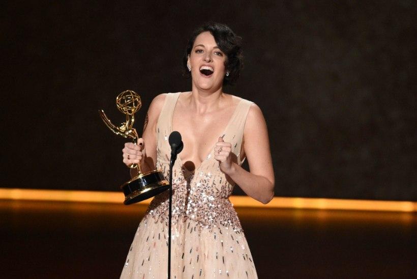 """Emmyde jagamisel võidutsesid """"Fleabag"""" ja """"Troonide mäng"""""""