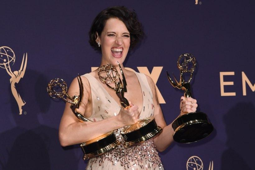 """""""Tore, et rõve, pervolik, vihane ja omadega sassis naine Emmydele võib jõuda!"""""""