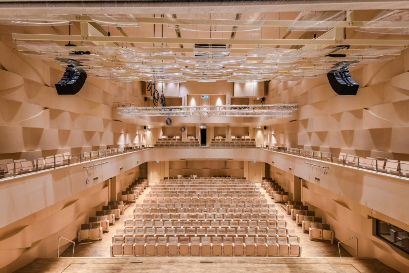 Täna saab uudistada Eesti uusimat ja parima akustikaga kontserdimaja
