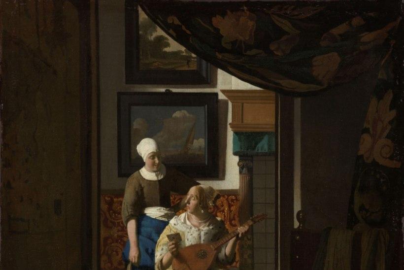 MINEVIKUHETK | 23. september: noor varas näppas Brüsseli muuseumist kuulsa Vermeeri maali