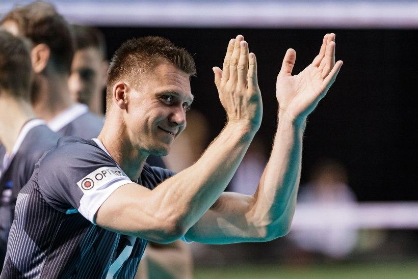 PALJU ÕNNE! Eesti võrkpallikoondise raudvara sai teist korda isaks