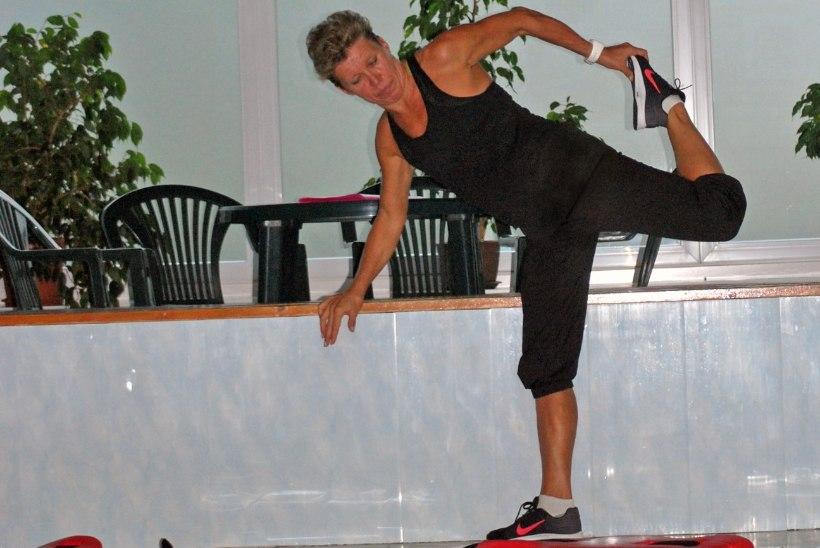 Vesiaeroobika – treening, mis sobib noorele ja vanale, paksule ja peenikesele