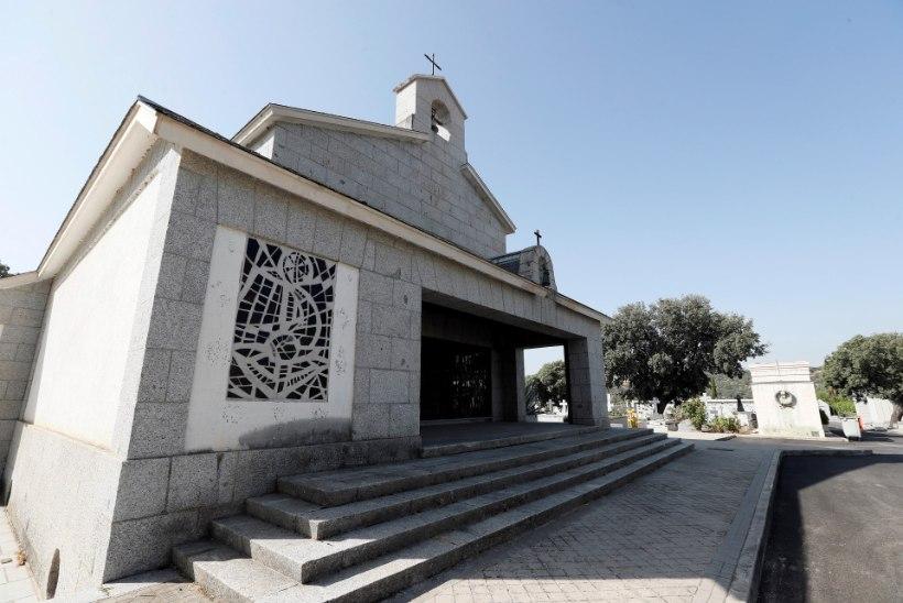 Hispaania ülemkohus toetab diktaatori surnukeha välja kaevamist