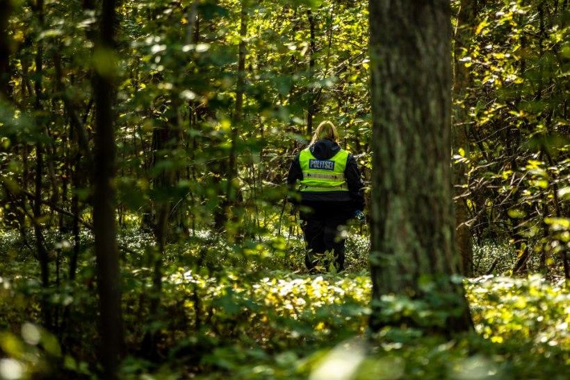 FOTOD OTSINGUTEST | Aivar Rehe on ikka veel kadunud: politsei lõpetas õhtupimeduse saabudes otsingud