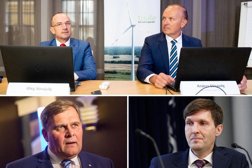 PEADPÖÖRITAV SUMMA: Raivo Aeg ja Martin Helme said Sõnajalgadelt kahjunõude