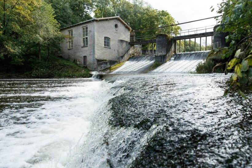 Ametnikud vaidlevad Kunda hüdroelektrijaama saatuse üle