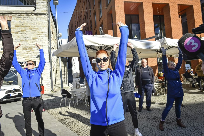 GALERII | Suur Spordinädal sai vägeva avapaugu